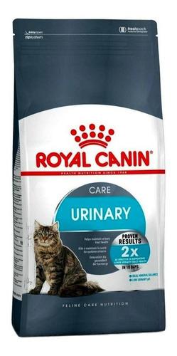 Imagen 1 de 1 de Alimento Royal Canin Feline Care Nutrition Urinary Care para gato adulto sabor mix en bolsa de 1.5kg