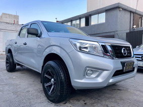 Remato Nissan Np300 2018 Doble Cab Aa Pick Up Autos Puebla