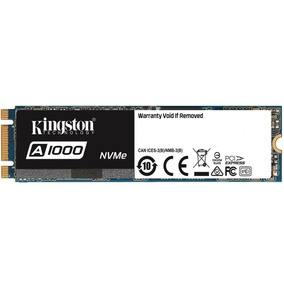 Ssd Kingston A1000 M.2 2280 240gb Pcie Nvme