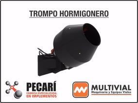 Trompo Hormigonero P/ Minicargadoras - Pecarí | Financiación