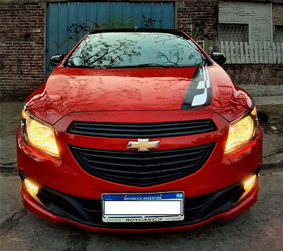 Chevrolet Onix Effect (version Full Deportiva)