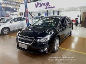 Subaru Impreza 2.0 Sedan Awd Autom.