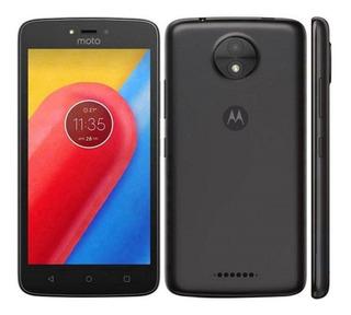 Motorola Moto C Xt1750 Dual Anatel Lacrado 8gb 4g Notafiscal