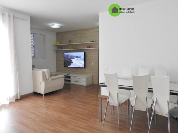 Apartamento A Venda No Bairro Butantã Em São Paulo - Sp. - J-000-1