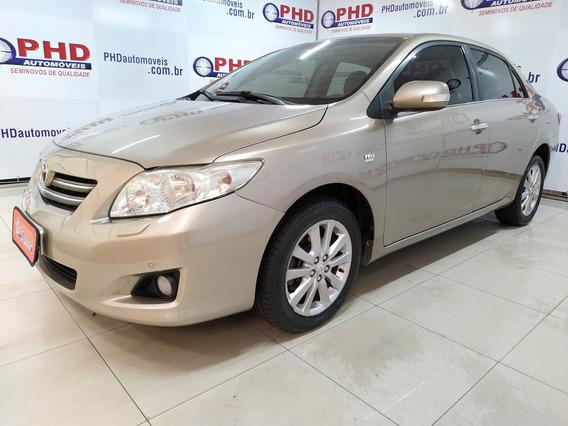 Toyota Corolla 1.8 Se-g 16v Flex 4p Automático