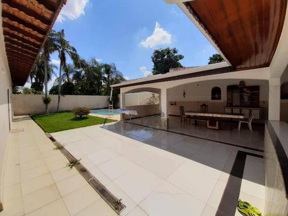 Casa Lindíssima De Alto Padrão Próximo Da Lagoa Do Taquaral Em Campinas. - Ca13826