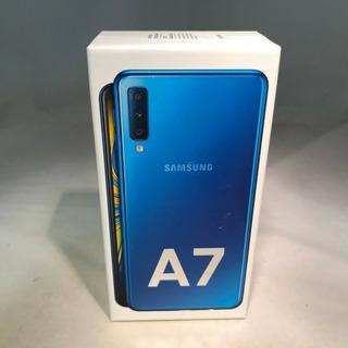 Samsung Galaxy A7 2018 64gb 4g Desbloqueado