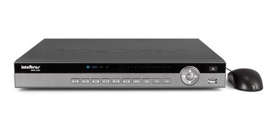Dvr Intelbras Nvd 3000 - Gravador De Vídeo Em Rede
