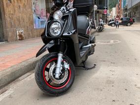 Yamaha Bws Negra