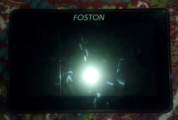 Tablet Foston Fs-m787s Android 4.0 4gb Touch Display Quebrou