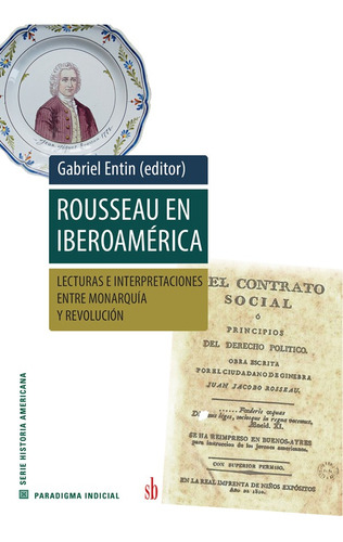 Imagen 1 de 1 de Rousseau En Iberoamérica, De Noemígoldmany Otros