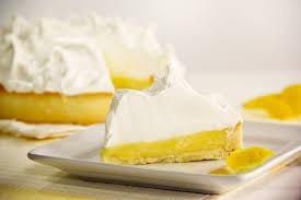 Torta Lemon Pie Lemon Curd Tartas Frutales,mesa Dulce