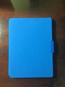 Capa Para Kindle 8a. Geração, Cor Azul (usado/ Semi Novo)