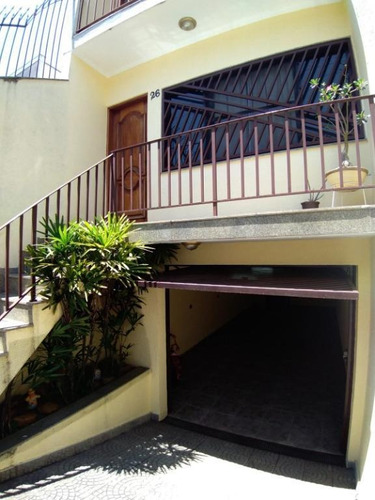 Sobrado Com 3 Dormitórios , Com 164 M² - Chácara Santo Antônio (zona Leste) - São Paulo/sp - So2748