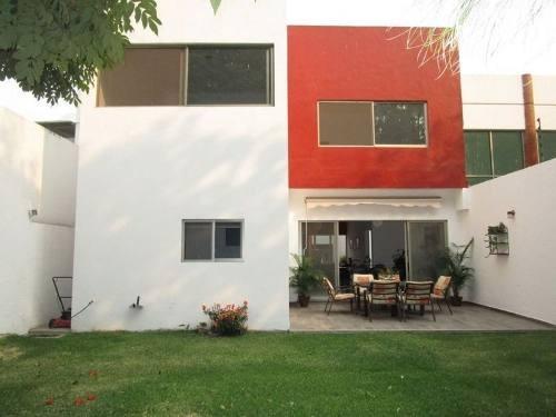 Hermosa Casa En Las Fincas, Jiutepec Morelos.