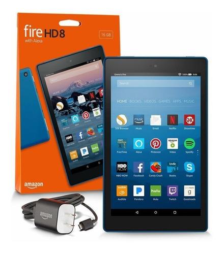 Tablet Amazon Fire Hd8 16gb Com Alexa