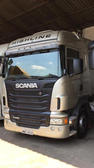 Scania R440 Highline 6x4