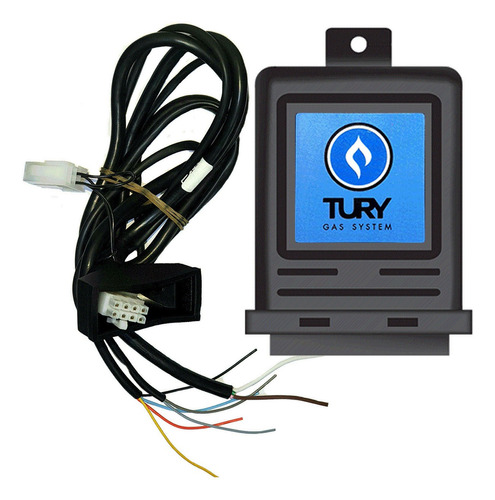Variador Avanço Tury T43 Sensor Rotação Hall Spider Aeb511n