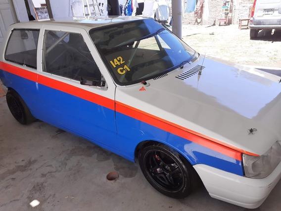 Fiat Uno De Carrera