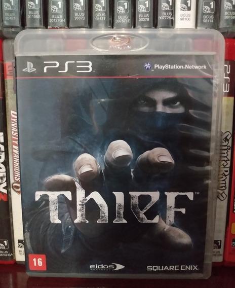 Thief Ps3 | Parcelamento Sem Juros