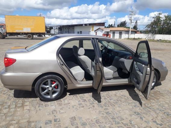 Toyota Corolla 2002 1.8 16v Xei 4p