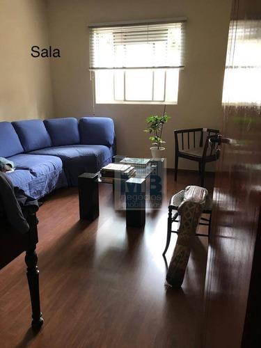 Apartamento Com 3 Dormitórios À Venda, 78 M² Por R$ 414.000,00 - Vila Sofia - São Paulo/sp - Ap3811