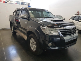 Toyota Hilux 3.0 Cd Srv Turbo D. Intercool 4x2 2014