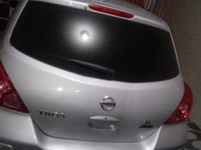 Nissan Tiida 1.8 Sl Flex Aut. 5p 2010