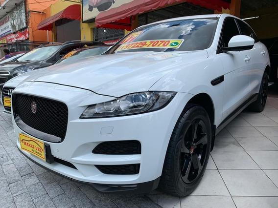 Jaguar F-pace 2.0 Prestige 5p Único Dono Diesel