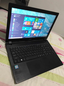 Notebook Acer Aspire 3 Core I3 7th Gen