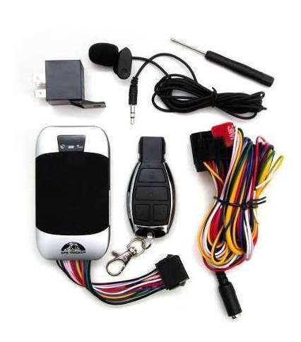 Rastreador Gps Bloqueador Veicular Tk-303g Carro Moto Alarme
