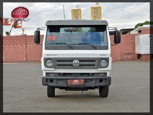 Imagem 1 de 11 de Volkswagen Delivery 10.160 Chassi
