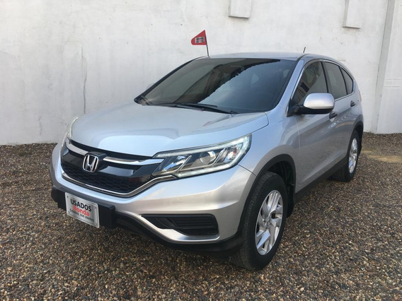 Honda Crv City Plus 2015 4x2 Plata ,excelente Estado