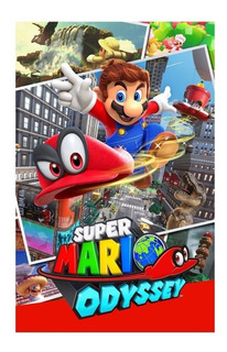 Super Mario Odyssey Nintendo Switch Digital