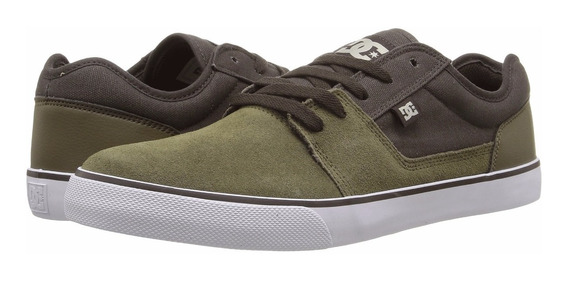 Tenis Dc Tonik Military Skate Shoes 100% Originales