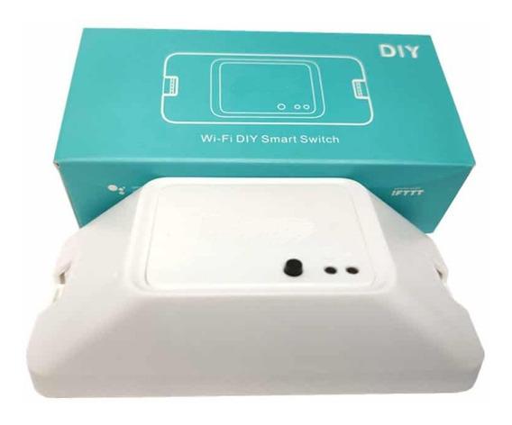 Domotica Interruptor Switch Basic R3 Rele Wifi Iot Diy