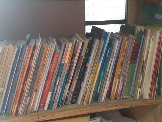 Lote Com 100 Livros Infantis/ Infanto Juvenis De 4 A 15 Anos