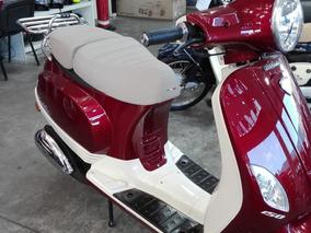 Styler Exclusive 150 Z3 Scooter Retro Vintage Vespa Zanella
