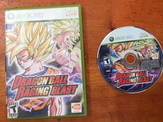 Dragón Ball Racing Blast Xbox 360