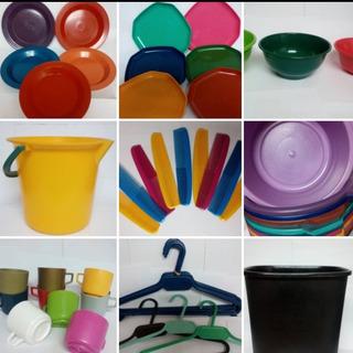 Quincalleria Al Mayor, Productos Plasticos Riosnoco