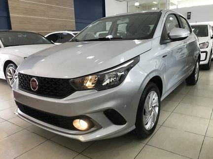 Vendo Meu Fiat Argo 1.3 Drive 2019/2020 Okm Prata