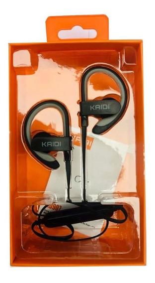 Fone Ouvido Kaidi Kd907 Wireless Sports 4.2 Bluetooth Stereo