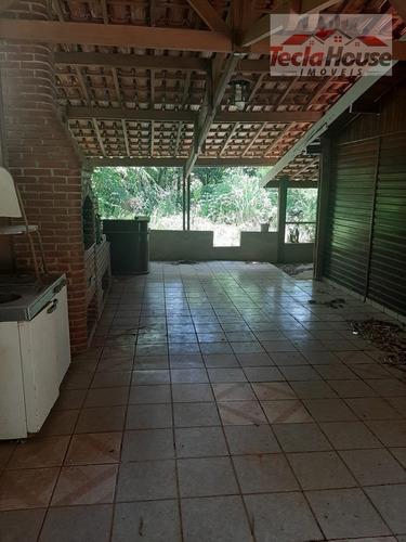 Casa De Condomínio Em Chácaras Colinas Verdes  -  Arujá - 411