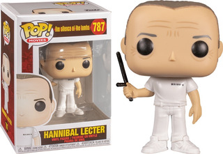Funko Pop Hannibal Lecter 787 Nuevo Original En Stock