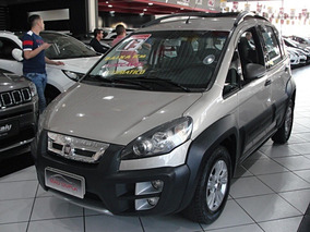 Fiat Idea 1.8 16v Adventure Flex 2013 Completo 41.000 Km