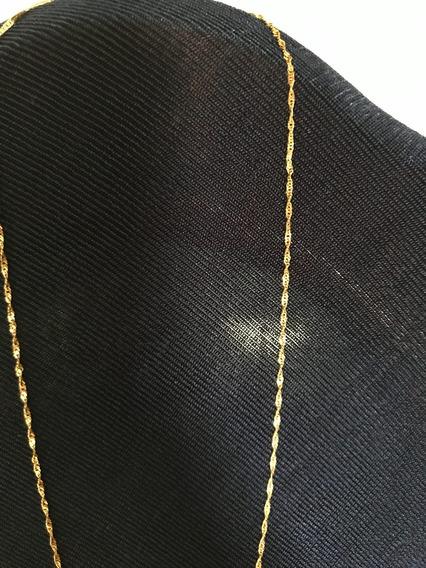 Cordão/colar Ouro 18/750 -39 Cm