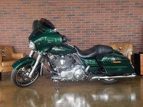 Harley-davidson Street Glide Verde 2014/15 R$ 67.900,00