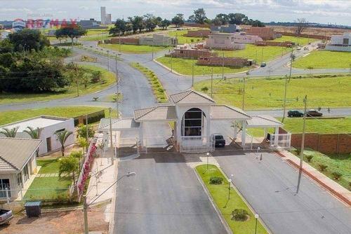 Imagem 1 de 9 de Terreno À Venda, 273 M² Por R$ 130.000,00 - Reserva Ipanema - Sorocaba/sp - Te1392