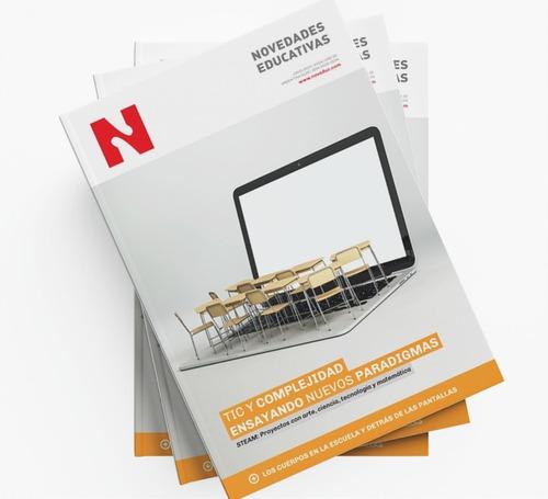 Imagen 1 de 1 de Tic Y Complejidad Ensayando Nuevos Paradigmas Revista (ne)