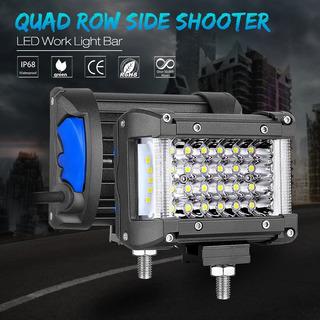 Faros Foco Led De 170 Watts 10d Quad-row (precio Por Unidad)